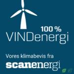 VINDenergi klimabevis fra scanenergi